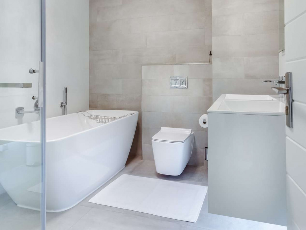 Rejuvenate your boring bathroom with our bathroom remodeling services